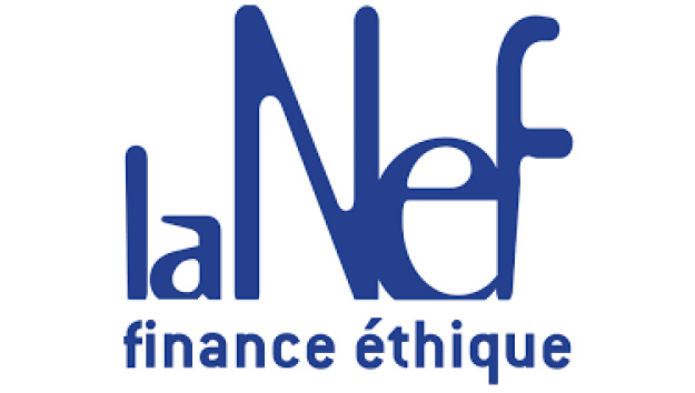 Logo La Nef, finance éthique