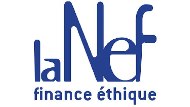 Logo La Nef, finance éthique