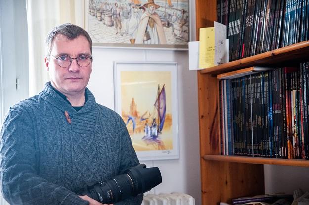 Manuel Aurat, coprésident du crésol