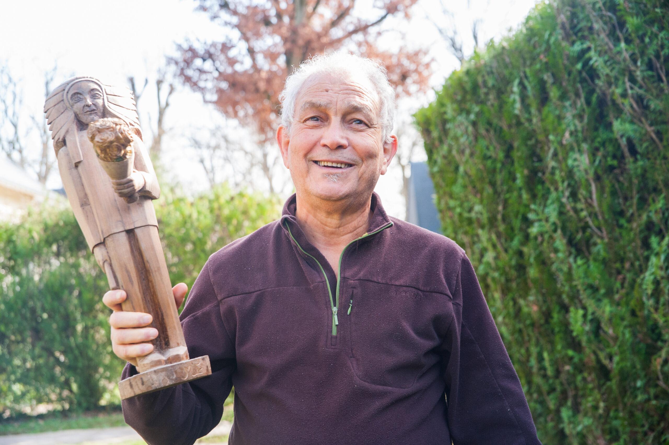 Mohamed Rhoulam, administrateur et membre historique du Cré-sol